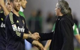 راموس خارج ريال مدريد بأمر من مورينيو