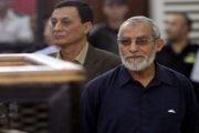 حكم جديد.. السجن النافذ عشر سنوات لمرشد الإخوان في مصر