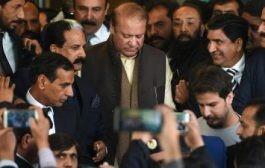محكمة المحاسبة الباكستانية تقضي بالسجن 7 سنوات على #نواز_شريف لاتهامه في قضايا فساد
