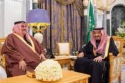 خادم الحرمين الشريفين يستقبل وزير الخارجية في مملكة البحرين