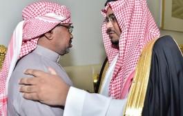 نائب أمير نجران ينقل تعازي القيادة الرشيدة لأسرة الشهيد آل قنة