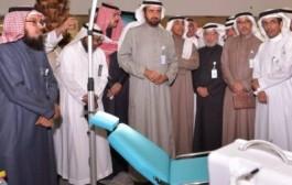 وزير الصحة يدشن عيادات طب الأسنان المحمولة لتعزيز صحة أطفال المدارس