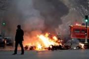 فرنسا.. أعمال عنف ومواجهات مع الشرطة بأول احتجاجات