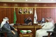 مدير جامعة نجران: إمكاناتنا مسخرة لخدمة تراث المنطقة