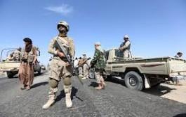 مقتل قيادي حوثي وإصابة آخر وأربعة من عناصر من المليشيا بنيران الجيش اليمني في جبهة قانية بالبيضاء