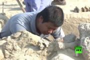 علماء آثار سعوديون وصينيون يكشفون عن نتائج التنقيب في ميناء السرين الأثري