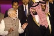 مودي يخرج عن البروتوكول الحكومي لاستقبال ولي العهد السعودي