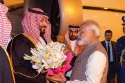 ضمن جولته الآسيوية : سمو ولي العهد يصل الهند في زيارة رسمية
