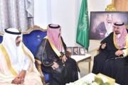 أمير نجران يلتقي مدير الهيئة العامة للأرصاد بالمنطقة الجنوبية