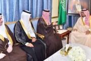 نائب أمير نجران يلتقي نائب محافظ الهيئة العامة للمنشآت المتوسطة والصغيرة