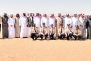أمير نجران يدشن مبادرة حراسة الغابات والمراعي