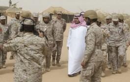 نائب أمير نجران ينقل تحيات القيادة لرجال القوات المسلحة المرابطين على الحد الجنوبي