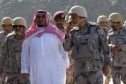 نائب أمير منطقة نجران يتفقد مراكز حرس الحدود بالمنطقة