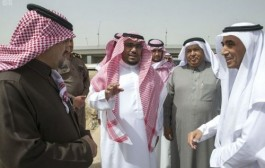نائب أمير نجران يتفقد كوبري الجربة ويوجه باتخاذ الإجراءات التي تضمن سلامة سالكيه