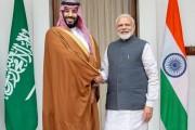 رئيس وزراء الهند وسمو ولي العهد يعقدان اجتماعاً ويحضران توقيع 5 اتفاقيات ومذكرات تفاهم والإعلان عن انضمام المملكة للتحالف الدولي للطاقة الشمسية