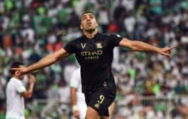 النصر يقهر الأهلي في الكلاسيكو بثنائية حمدالله