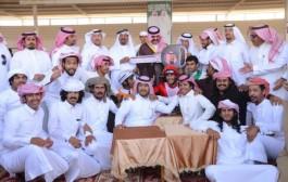 الجواد (أشم الخالدية) للمالك علي آل حيدر يظفر بسيارة الحفل السادس عشر بميدان فروسية نجران