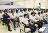 الكلية التقنية بنجران تنظم محاضرة توعوية عن مكافحة التبغ