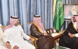 أمير نجران بالإنابة يستعرض إنجازات الشؤون الصحية بالمنطقة