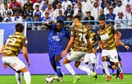 تعادل الهلال وأُحد في الجولة الـ 24 من دوري الأمير محمد بن سلمان للمحترفين لكرة القدم