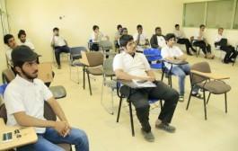 الكلية التقنية بنجران تنفذ محاضرة تعريفية عن نظام