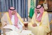 الأمير تركي بن هذلول يوجه بفتح طريق الخدمة لنفق الملك عبدالعزيز في نجران