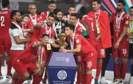 النجم الساحلي يفوز على الهلال ويتوج بكأس الشيخ زايد للأندية العربية
