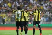 الاتحاد يتأهل الى نهائي كأس الملك برباعية في شباك النصر