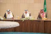 سمو وزير الداخلية يرأس اجتماع أصحاب السمو أمراء المناطق السنوي السادس والعشرين