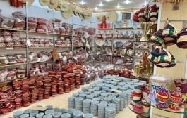 المنتجات التراثية بنجران تحظى بإقبال كبير من الأهالي والزوار خلال شهر رمضان المبارك