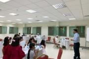 الكلية التقنية بنجران تختتم دورة تدريبية بعنوان