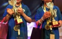 مدارس توسم الإبداع الأهلية بنجران تسيطر على المراكز الثلاثة الاولى على مستوى المملكة في مسابقة الرياضيات الذهنية