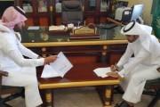  اتفاقية شراكة بين فرع مكتب وزارة العمل والتنمية الإجتماعية بنجران  وفرع جستر بالمنطقة
