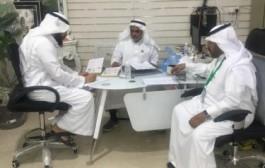 لجنة التوطين بنجران تتابع قرار توطين نشاط الاثاث المنزلي والمفروشات