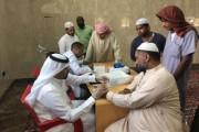 صحة نجران تنفذ فعاليات توعوية في شهر رمضان  لتعزيز صحة المجتمع