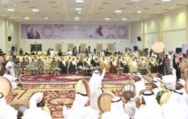 أمير نجران يرعى حفل عيد الفطر المبارك ويفتتح فعاليات صيف نجران