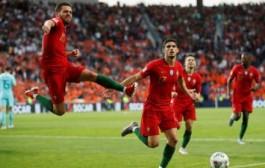 البرتغال تهزم هولندا وتحصد أول ألقاب دوري الأمم الأوروبية ( فيديو )