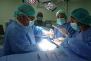 نجاح عملية تصليح لتشوه نادر بالحجاب الحاجز لطفلة بنجران