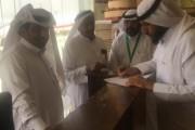 لجنة التوطين بنجران تتابع توطين لجنة التوطين بنجران تتابع توطين محلات الحلويات والمعجنات