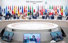 سمو ولي العهد يشارك قادة دول العشرين في جلسة