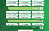 المنتخب الوطني الأول لكرة القدم يعلن عن قائمته المشاركة في بطولة اتحاد غرب آسيا 2019