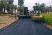 أمانة نجران تبدأ تنفيذ مشروع السفلتة والإنارة في عدد من القرى