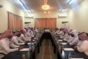 أمين نجران يتفقد المشاريع والخدمات البلدية بالوديعة