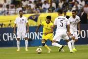 النصر السعودي يكسب السد القطري بهدفين في ذهاب ربع نهائي دوري أبطال آسيا