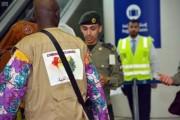 جوازات مطار الأمير محمد بن عبدالعزيز الدولي بالمدينة المنورة تواصل استقبال حجاج بيت الله الحرام
