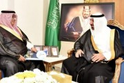 سمو الأمير جلوي بن عبدالعزيز يستعرض استعدادات جامعة نجران للعام الجامعي المقبل