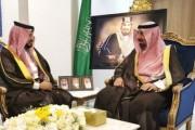 سمو أمير نجران يستقبل مدير القطاع الجنوبي لهيئة الغذاء والدواء