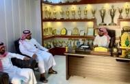 عقد شراكة بين نادي شرورة ونادي نجران لخدمة ذوي الإعاقة