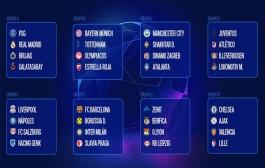 دوري أبطال أوروبا : برشلونة مع دورتموند وإنتر ميلان ، وتجدد الموعد بين يوفنتوس وأتلتيكو