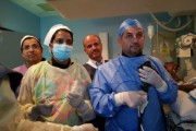 تطبيق تقنية التنظير المجهري لمرضى القنوات المرارية بمستشفى الملك خالد بنجران
